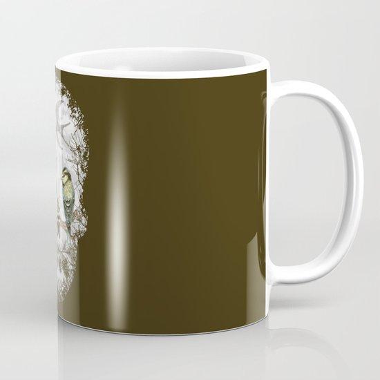 Nature's Skull II Coffee Mug