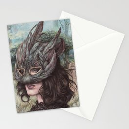 The Huntress Stationery Cards
