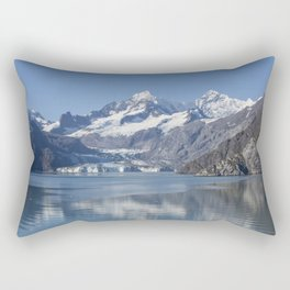 John Hopkins Glacier Rectangular Pillow