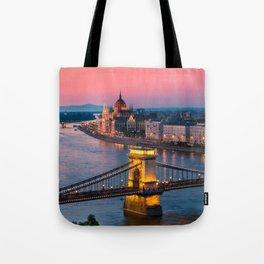 BUDAPEST 02 Tote Bag