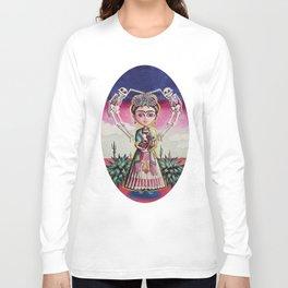 """Frida K."" Long Sleeve T-shirt"