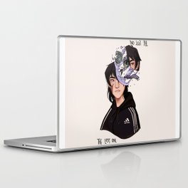 Keith kogane Laptop & iPad Skin