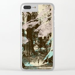 Life In... Clear iPhone Case