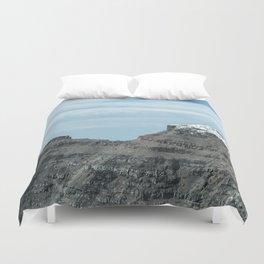 Santorini, Greece 16 Duvet Cover