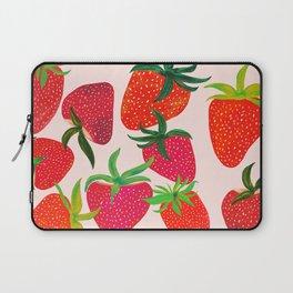 Strawberry Harvest Laptop Sleeve