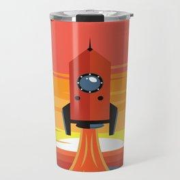 Deco Rocket Travel Mug