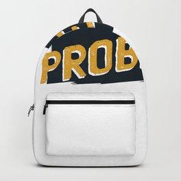 Probezeit - Ausbildung Beruf Festanstellung Backpack