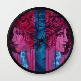 Nicole Wall Clock