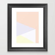 Cube 2 Framed Art Print