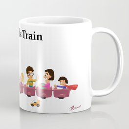 Grandads Train Coffee Mug