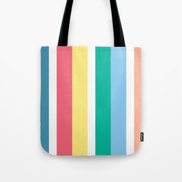 Bondi Stripe Tote Bag