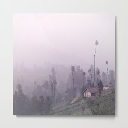 Mt Bromo, Java, Indonesia Metal Print