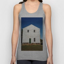 Old St. Paul's (Side View) Unisex Tank Top