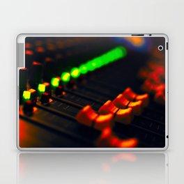 THE GREEDY FOX MIXING BOARD PHOTO Laptop & iPad Skin