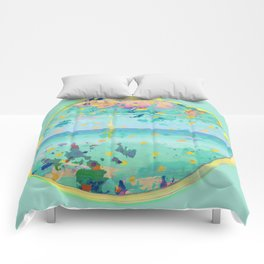 Alissia World B Comforters