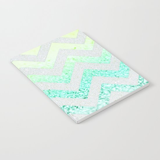 FUNKY MELON SEAFOAM Notebook