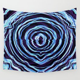 Tree Rings; Better with Age Wall Tapestry