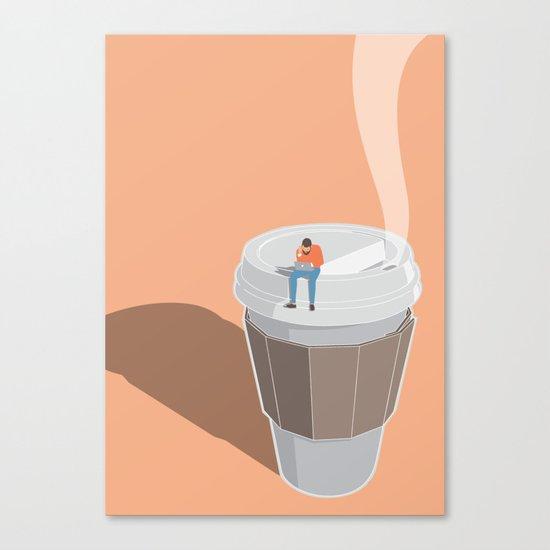 Monday Morning Canvas Print