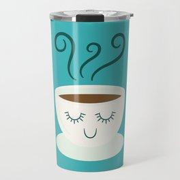Tea is a Journey Travel Mug