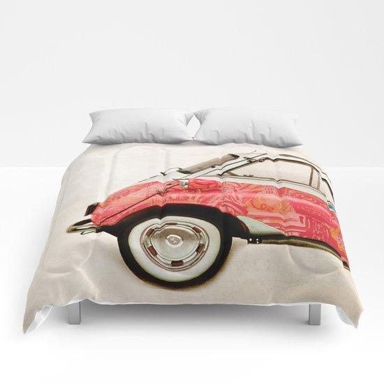 Basquietta Comforters
