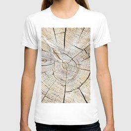 Wood Cut T-shirt