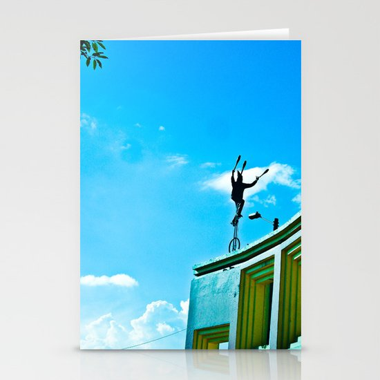 THE WIND AND THE BALANCE Stationery Cards