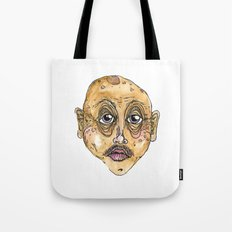 old man 1 Tote Bag