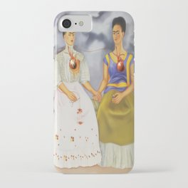 The Two Fridas iPhone Case