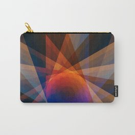 A Receptive Mind is Connected Carry-All Pouch
