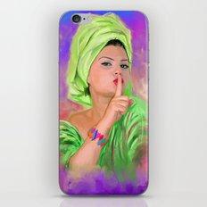 Hushh iPhone & iPod Skin