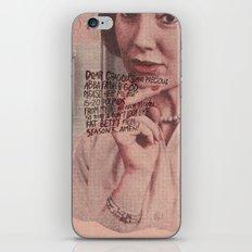 OH GOD, SEASON FIVE iPhone & iPod Skin