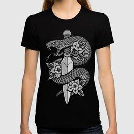 Snake & Dagger T-shirt
