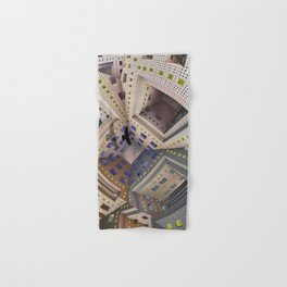 City Cage Hand & Bath Towel