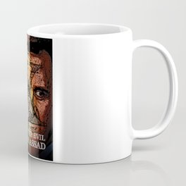 Defeat The Evil Bashar Assad Coffee Mug