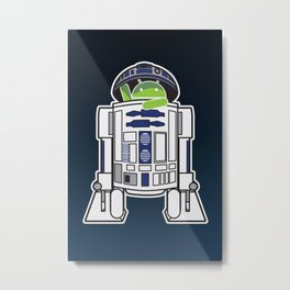 A Droid in you Droid Metal Print