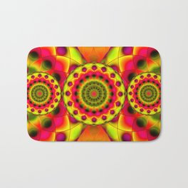 Psychedelic Visions G144 Bath Mat