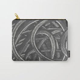 Junction - green/black graphic Carry-All Pouch