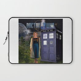 13th Doctor Laptop Sleeve