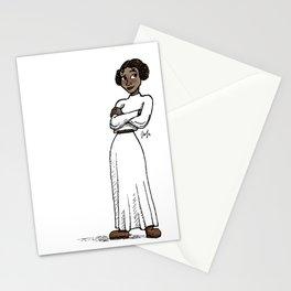 Tiana/Leia— Halloween Stationery Cards