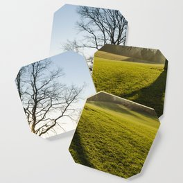 Autumn Tree Coaster