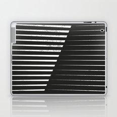 Black vs. White Laptop & iPad Skin