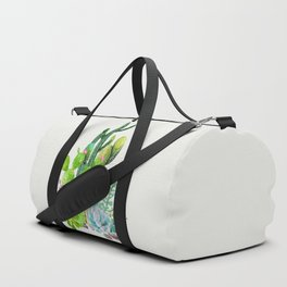 Cactus Garden II Duffle Bag