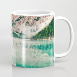 Boats on the lake Coffee Mug