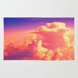 Sunset Sky of Dreams Rug