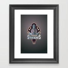 Cardassian Stratocrats Framed Art Print