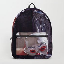 The Sad Clown Of Gotham Backpack