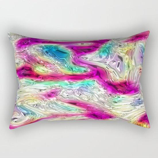 Abalone Shell Rectangular Pillow