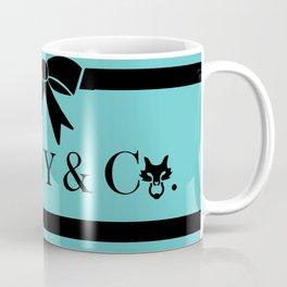 TIFFANY & CO Coffee Mug