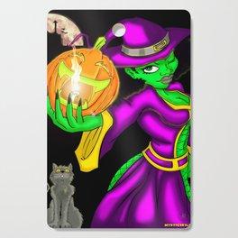 Hot Witch Cutting Board