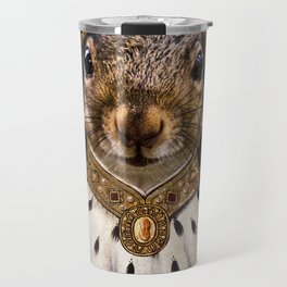 Lord Peanut (King of the Squirrels!) Travel Mug